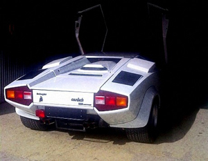 1985 Countach Downdraft FLA12835